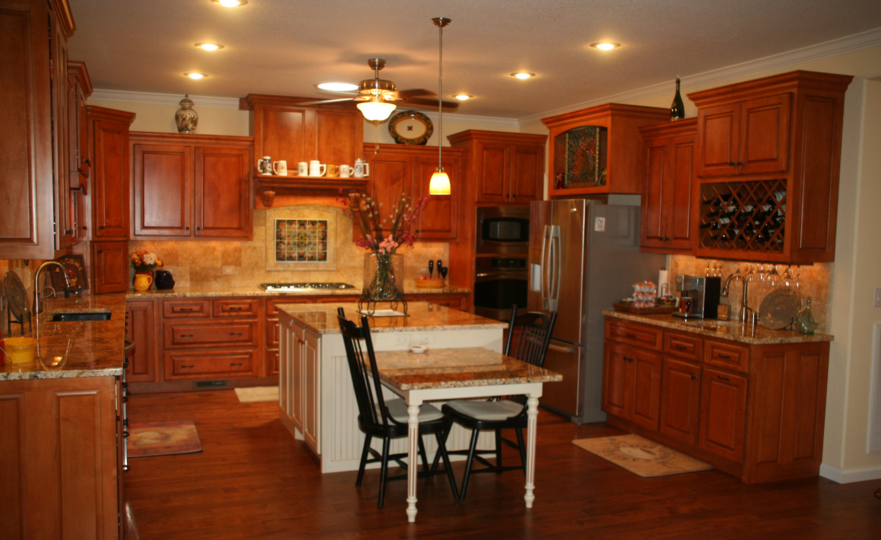 ... A Face Frame In Beaded Inset, Standard Overlay Or Full Overlay  Construction. In Order To Avoid Installation Calamities, Palmer Builds Custom  Cabinets ...